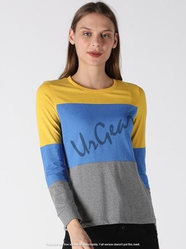 Womens Round Neck T-Shirt