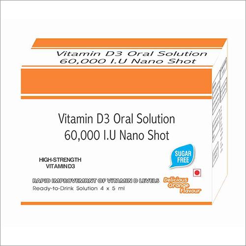 Vitamin Nano Shots