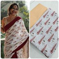 Designer Formal Saree