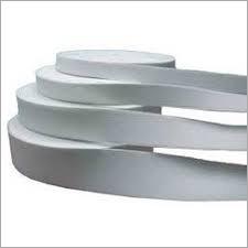 White Plain Elastic Tape