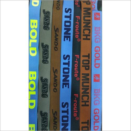 Name Elastic Tape
