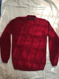 Mehroon school sweater