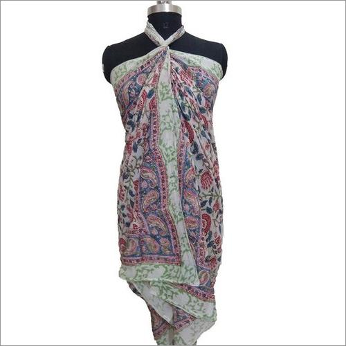 Ladies Cotton Handmade Sarong
