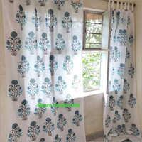 Cotton Printed Curtain