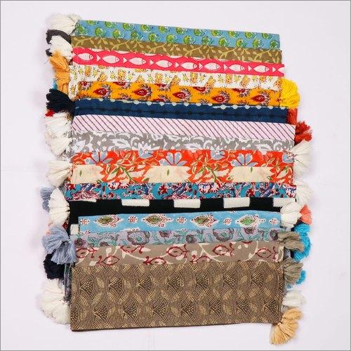 Ladies Hand Printed Scarves