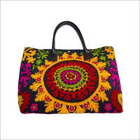 Embroidered Ladies Hand Bag