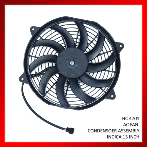 A  C Condenser fan assembly