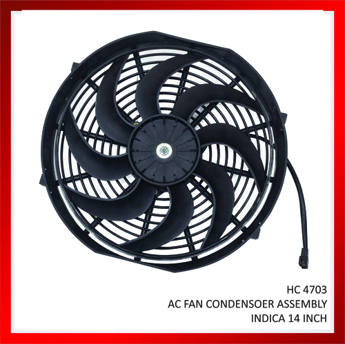Ac Fan Condenser Assembly