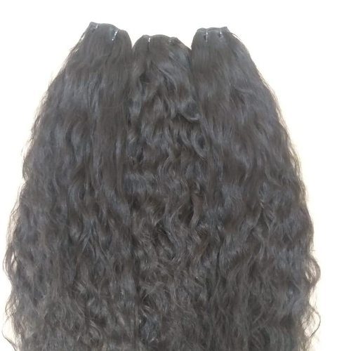 Natural Weft Curly Hair Bundle