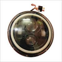 Led Thar Projector Headlight For Royal Enfield