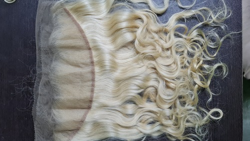 Lace Frontals-Indian Human Hair-Raw hair supplier