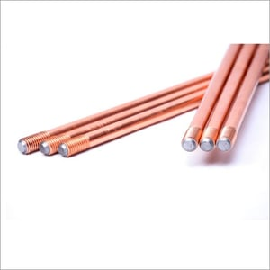 Copper Chemical Earthing Electrodes