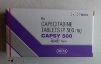 CAPSY 500(Capecitabine)