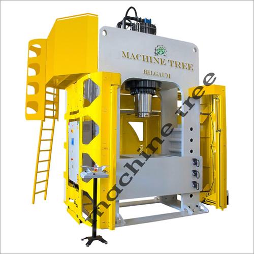 Hydraulic H-Frame Press