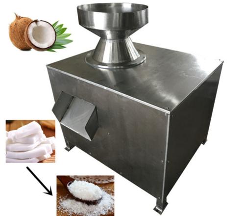 Ccg-105 Factory Price Coconut Grinding Machine Coconut White Meat Grinding Crushing Cutting Machine Coconut Flour Mill