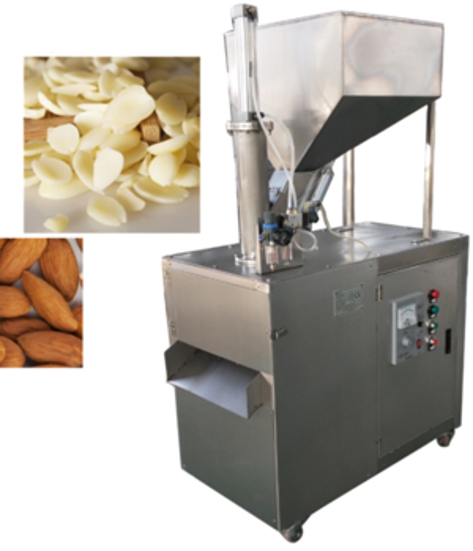 Adl-200p Factory Price Nuts Slicing Tropical Almond Pistachio Cutting Machine Peanut Nut Slicer Machine