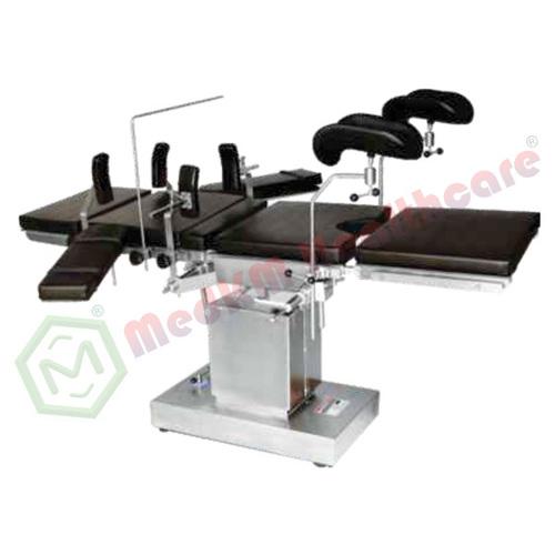 Hydraulic Operation Table Side End Control