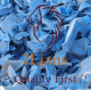 HDPE Blue Crate Regrind For Recycling