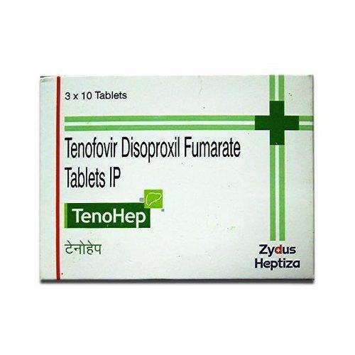Tenohep Tablet Tenofovir Disoproxil Fumerate 300 mg