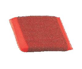 Cozy Metallic Sponge Scrubber