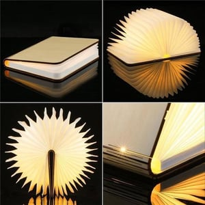 Table Led Book Lamp