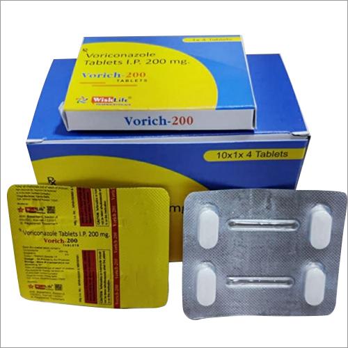 200 MG Voriconazole Tablets IP