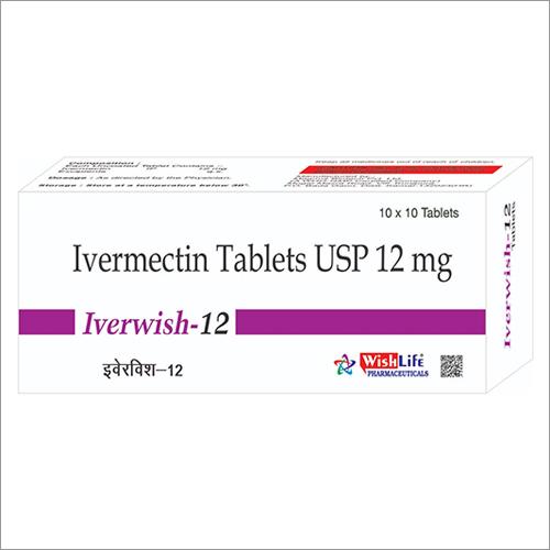 12 MG Ivermectin Tablets USP_01