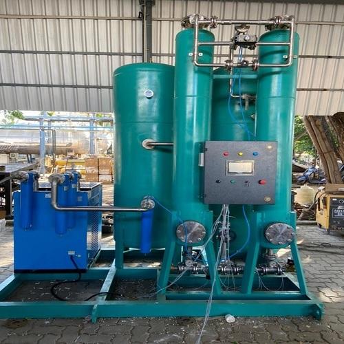 150 LPM PSA Oxygen Plant
