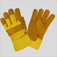 Pure Leather Gloves