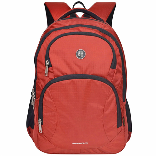 Moon Face Casual Backpacks