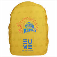 Official CSK Rain Cover Yellow