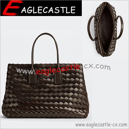 Fashion woven handmade tote bag