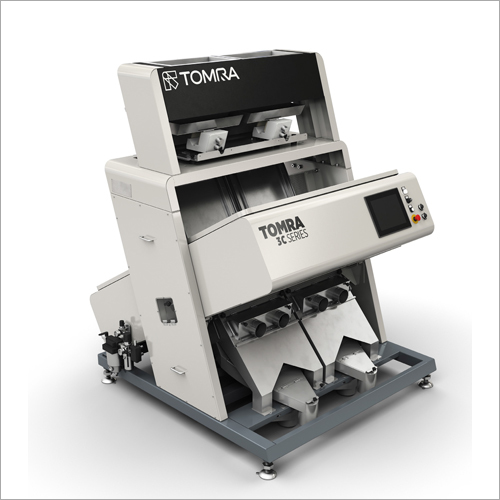 Tomra 3c Optical Sorting Machine - Nuts / Dry Fruits/grains/spices