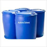Acetone Solvent