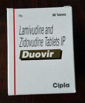 Duovir   Tablet  (Lamivudine+zidovudine )