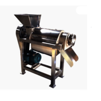 Ht-2.5 Factory Price Automatic Spiral Apple Juice Extractor Machine apple Juicer Machine Price industrial Apple Juice Making Machine