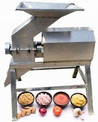 Pl-350 Factory Price Industrial Ginger Garlic Crusher Machine/food Processing Equipment Tamato Mango Crushing Machine