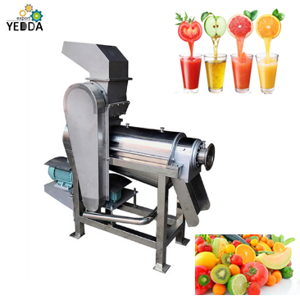 Htc-0.5 Wholesale Low Price Automatic Commercial Industrial Ss304 Spiral Screw Cold Press Juicer