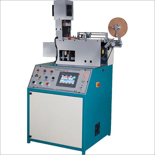 Ultra Sonic Taffeta Cutting Machine