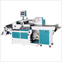 Automatic Half And Full Cut Intermittent Machine