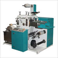 Automatic Roll To Sheet Die Cutting Machine