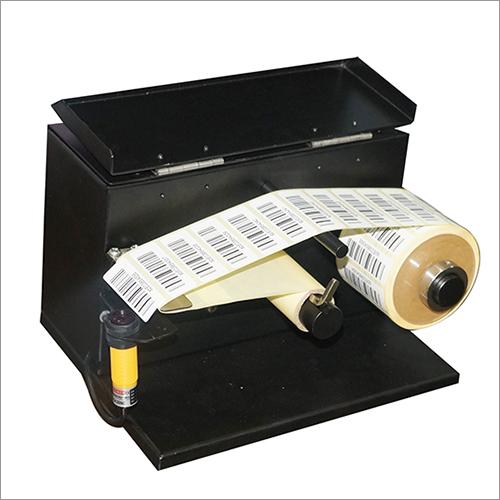 Manual Label Dispenser Machine