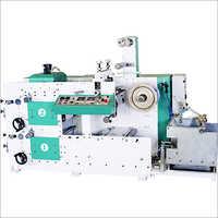 2 Colour-1 Die Vertical Tower Printing Machine