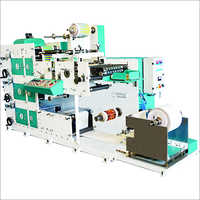 3 Colour-2 Die Vertical Tower Printing Machine