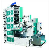 5 Colour-1 Die Vertical Tower Printing Machine