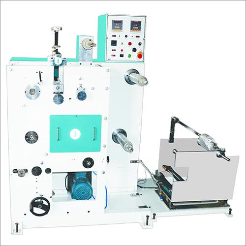 1 Colour 1 Die Micro Flexo Printing Machine