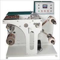Printed Label Slitter Machine