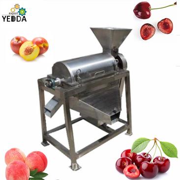 Sg-0.5 Factory Price Apple Pulper Pulp Beating Fruit Jam Paste Tomato Sauce Juice Making Machine Vegetable Pulper Pulping Fruit Beating Machine