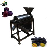SG-1 Factory Price Continuous Fruit Squeezer Machine Lemon Grape Juice Extractor Machine