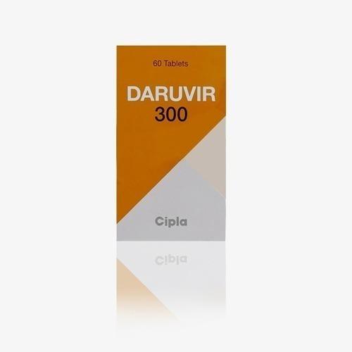 DARUVIR 300(Darunavir)